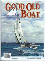 Good Old Boat Magazine - September / October 2019