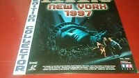 LASERDISC NEW YORK 1997 - EDITION COLLECTOR KURT RUSSELL - JOHN CARPENTER - PAL