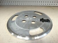 Kenwood Turntable KD-491F KD-491FC Record Player METAL PLATTER PLATE ONLY!