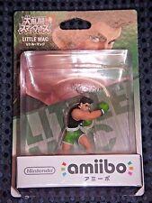 Nintendo Amiibo Figure Punch Out Little Mac 3DS / Wii U Super Smash Bros. JAPAN