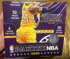 2013/14 PANINI CHINA JUMBO BOX 50 PACKS GIANNIS ANTETOKOUNMPO RC ROOKIE KOBE PSA