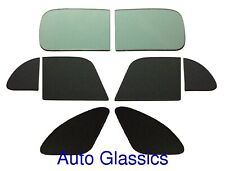 1942 Chrysler Club Coupe Flat Auto Glass Kit NEW Restoration Replacement Windows