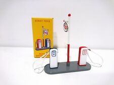 Gas Pump Esso DINKY TOYS 1:43 MIB Gas Station DIECAST MODEL CAR 49D