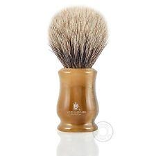 Vie-long 16650 Blanco tejón brocha de afeitar