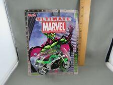 MARVEL Series #1 GREEN GOBLIN Triumph Speed Triple Motorcycle Model