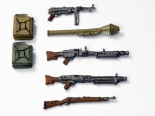 KING AND COUNTRY German Weapons Set 1:30 Scale Models WW2 WS321