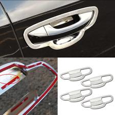 For Volkswagen Passat 2016-2020 Chrome ABS Exterior Door Handle Bowl Cover Trim