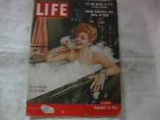 Life Magazine February 28th 1955 Shelly Winters The Woman Publisher Time   mg545