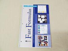 "Creative Memories Scrapbook Design and Layout Idea Book ""Fast Formulas"""