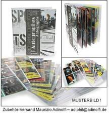 Neu: Sammelalbum für AK Autogrammkarten Autograph Album autographs autogramm