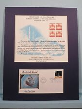 Jupiter Rocket sends the first satellite into Space & Fort Bliss First Day Cover