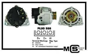 New OE spec FORD Fiesta IV 1.8 D 95-01 Escort 1.8 D 95-01 Alternator