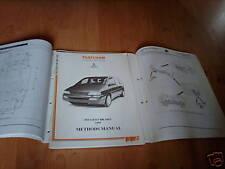 Body Repair Manual Peugeot 806 MPV