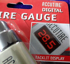 ACCUTIRE  Digital TIRE Pressure Gauge LCD Display MS4021B 5-150 PSI