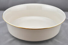 Lenox Eternal Round Vegetable Bowl Serving Dimension Collection