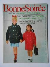 ►BONNE SOIREE 2323/1966 - MICHELE TORR - HERVE VILARD - MARIANO - AIMABLE