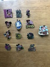 Minnie Mouse Disney Pins