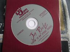 Promo Def Jam Rap & Hip-Hop Music CDs