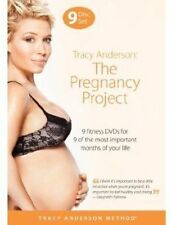 Pregnancy Exercise Fitness Box Set DVDs & Blu-ray Discs