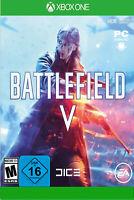 Battlefield V - Microsoft Xbox One - PC Game Digital Code - Worldwide