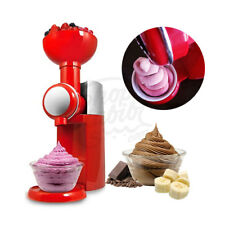 Automatic Frozen Fruit Dessert Machine Fruit Ice Cream Maker Milkshake