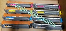 16 Sets Virgin Empty Genuine Brother TN221 TN225 Toner Cartridges  NO INTROS !