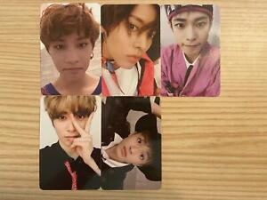 NCT 127 - Cherry Bomb Official Photocards (US SELLER)