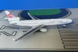 China Airlines McD Douglas MD-11 B-153 2000's 1/400 diecast JC Wings Models
