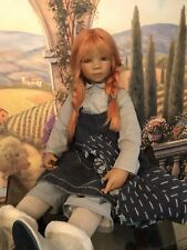 ANNETTE HIMSTEDT 2004 JELLA WITH ORIGINAL OUTFIT AND CERTIFICATE !BEAUTIFUL DOLL
