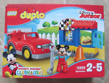 LEGO® DUPLO 10829 Mickeys Werkstatt / Mickey Mouse Clubhouse Disney Neu & OVP
