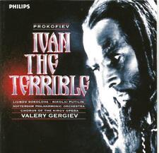 Prokofiev - Ivan The Terrible [Gergiev / Soikolova / Putilin / RPO] (CD 1997)