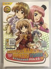DVD ANIME Nogizaka Haruka No Himitsu - Finale OVA 1 - 4 English Subs + FREE DVD