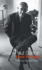 Jean-Paul Sartre: Basic Writings (Paperback or Softback)