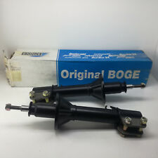 Pair Front Shock Absorber Ford Fiesta BOGE 27-617-0 For 50011346
