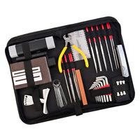 1 Set Guitar Repair Maintenance Tools Kit Toolkit for Luthier Guitarist