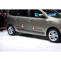 Dacia Lodgy 2012Up Chrome Side Door Streamer 4door 4pcs S.Steel