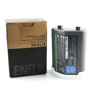 EN-EL18 Digital batteries ENEL18 EN EL18 Camera Battery for Nikon D4 D4S D4X MB-