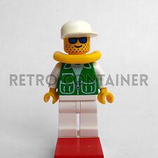 LEGO Minifigures - Driver - pck018 - Vintage Town Omino Minifig Figuren Set 6513