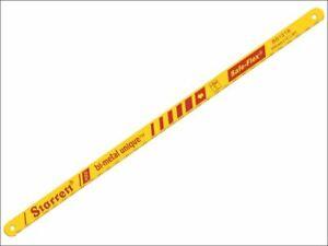 Starrett - Bi-Metal Unique Safe-Flex Hacksaw Blades 300mm (12in) x 32tpi Box 50