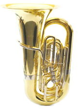 Ambitious Baritone Horn Key Of Bb With Case New Gold Lacquer