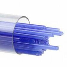 Fusing Glass Supplies Bullseye BU011472-Stringers Cobalt Blue 2mm COE 90