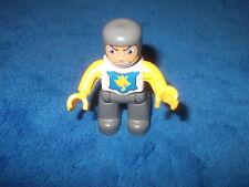 Lego Duplo Ritterburg Ritter Figur 4785 4777 4779 Löwe gelbe Arme Wappen