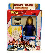 Dragonball Z Super Battle Collection - Super Vegeta Vol. 7 Action Figure