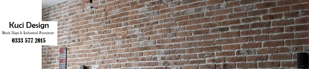 Feature Wall Wall Cladding Brick Tiles SAMPLE Chicago Rojo Brick Slips