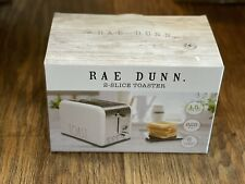 Rae Dunn by ENCHANTE LL Toast 2 Slice Toaster Long Letters Farmhouse Decor