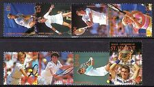 St. Vincent / Grenadines / Bequia - 1988 Tennis players - Mi. 254-61 MNH