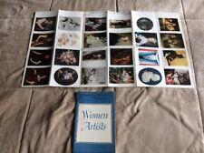 The Metropolitan Museum of Art Miniatures Women Artists Book