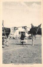 DJIBOUTI -  Départ pour la Brousse