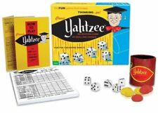 Winning Moves Classic Yahtzee dice game, NEW