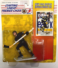 Starting Lineup - Mario Lemieux - New 1994 Edition Hockey Action Figure